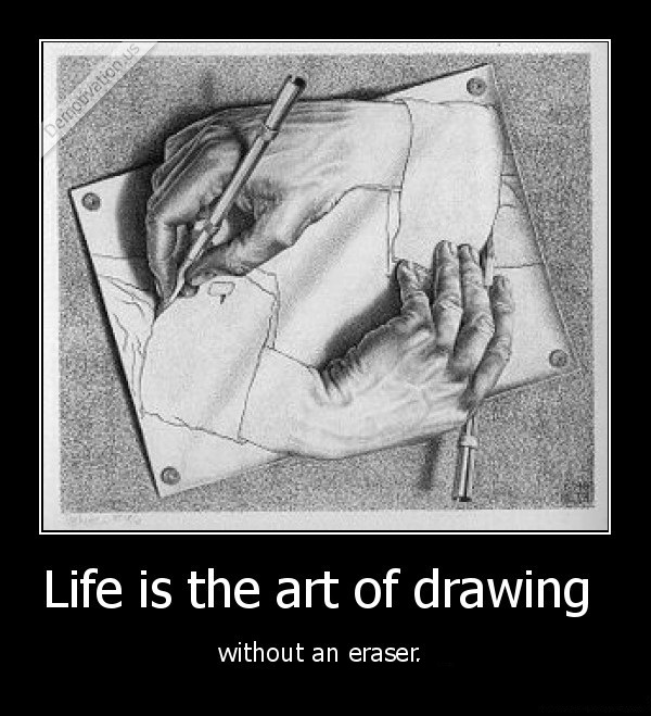Life-is-the-art-of-drawing-without-an-eraser.-_13905145766